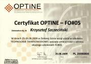 Optine Krzysztof Szczecinski